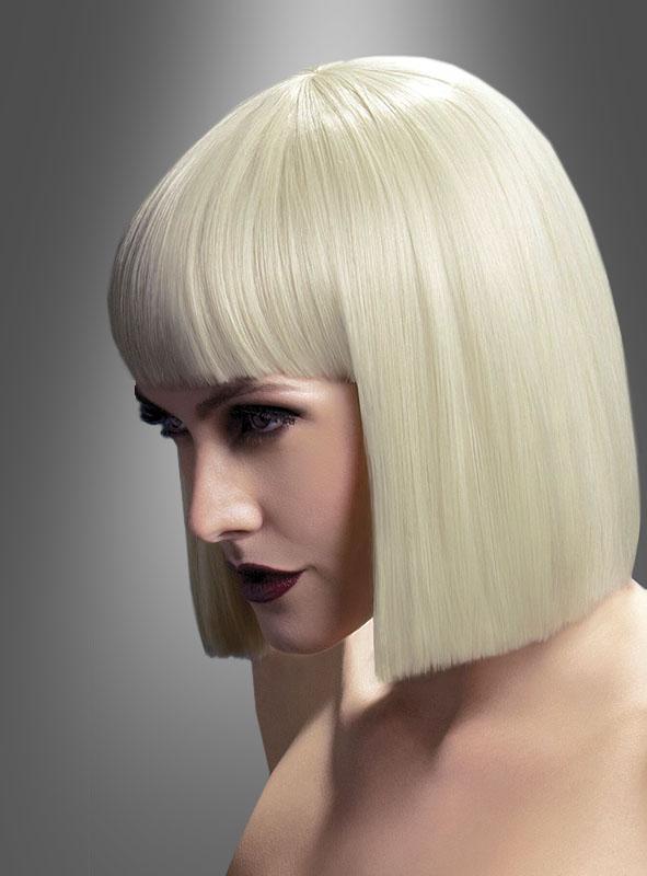 Lola Wig Pageboy Cut