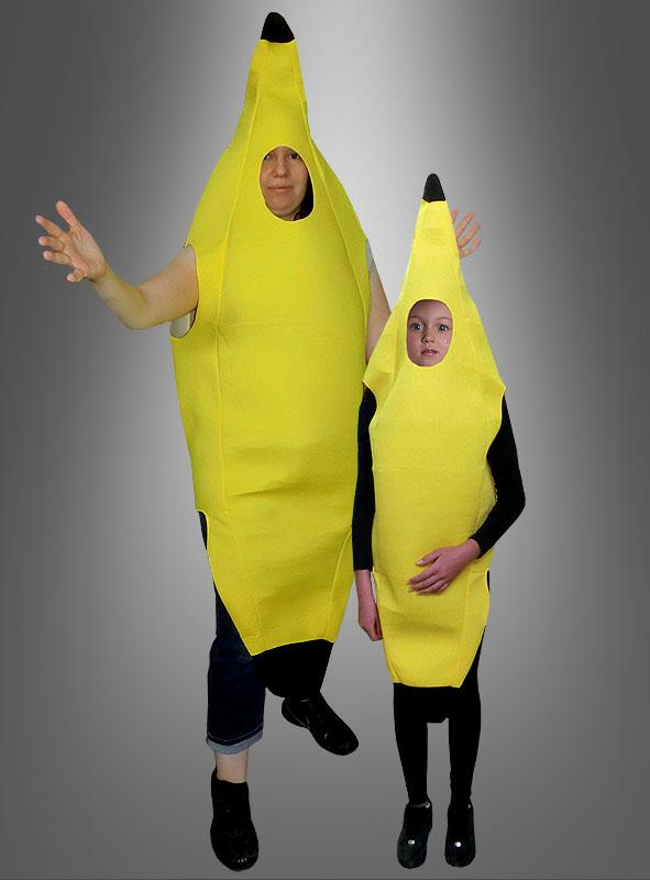 Bananenkostüm Unisex
