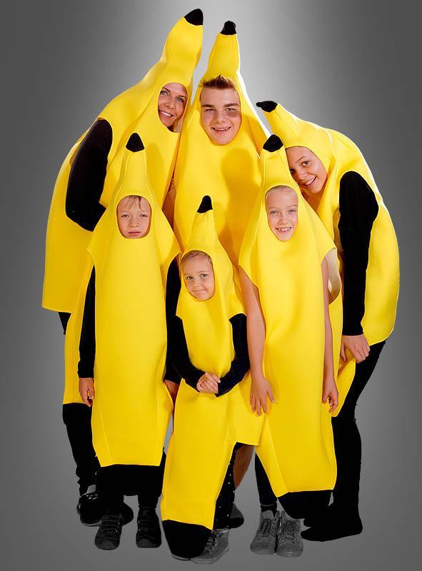 Bananenkostüme