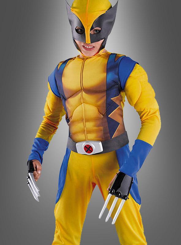 Wolverine X-Men Kinderkostüm