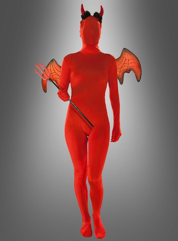 Speedsuit red