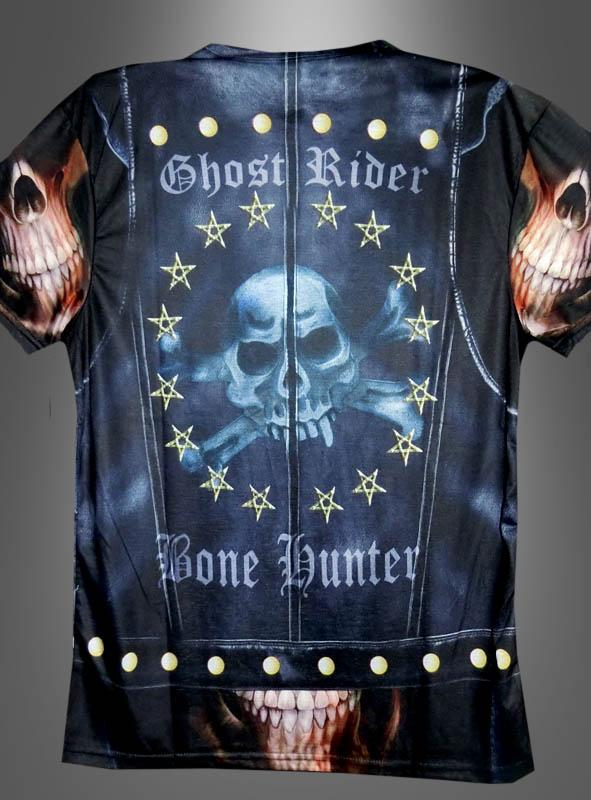 Rocker Ghost Rider Shirt