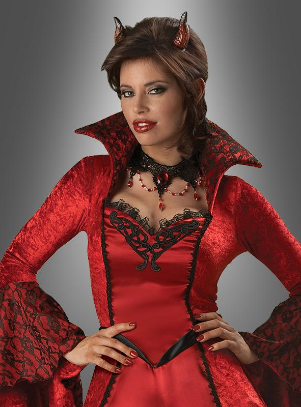 Adult Elite Quality Devil Temptress Costume