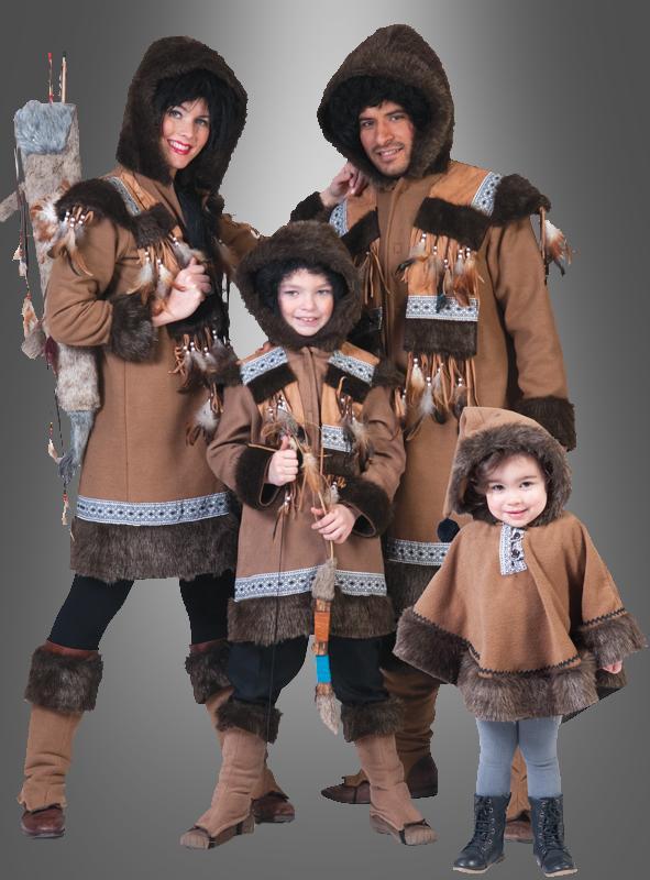 Eskimo Children Costume