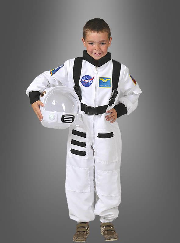 Space Shuttle Commander Child Costume