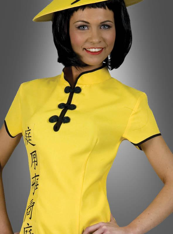 Chinese Girl Chi Costume