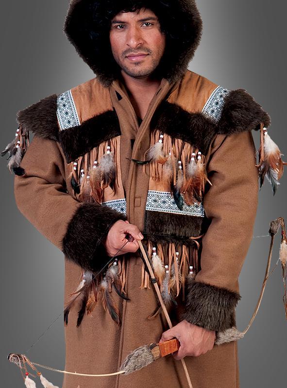 Eskimo Herrenkostüm