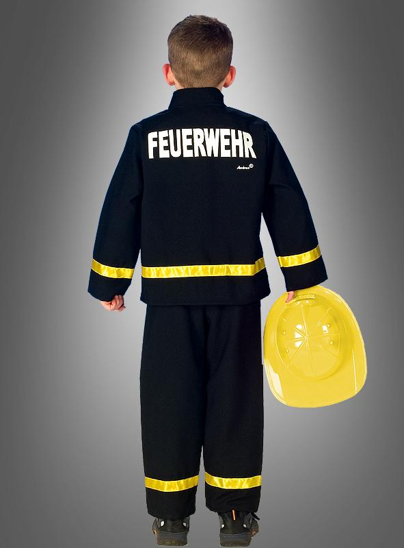 Firefighter Children Costume