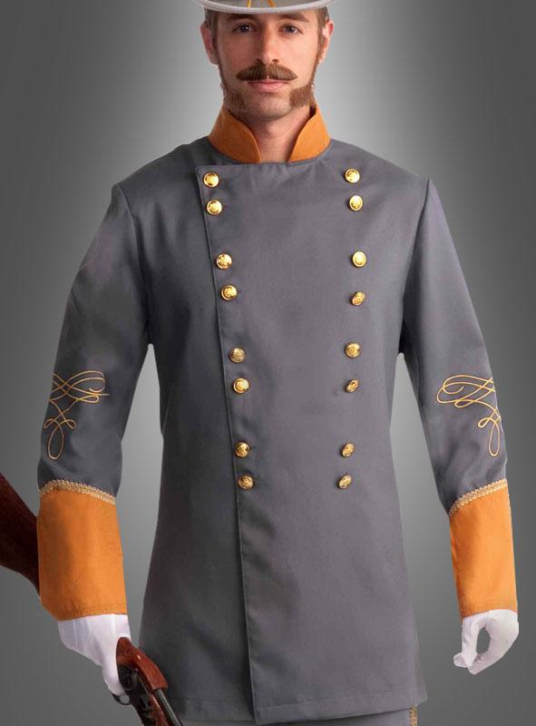 Confederate Costume