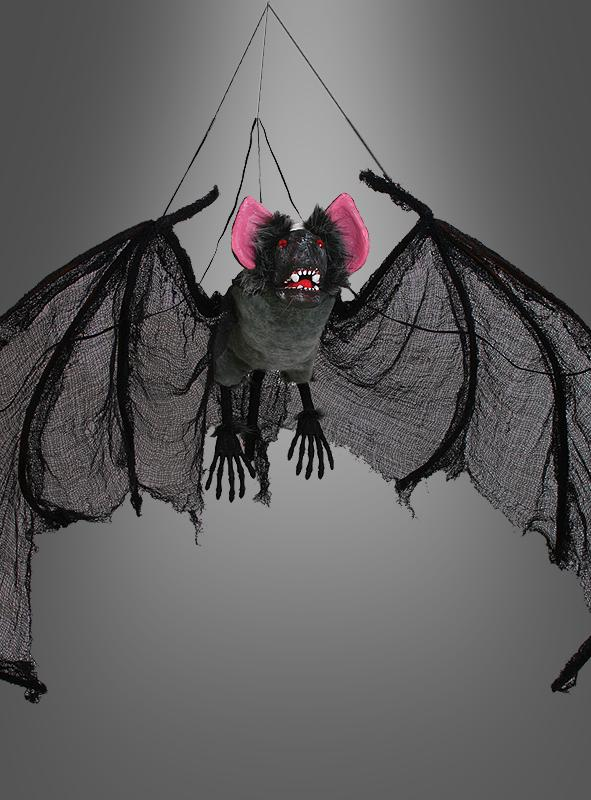 Hanging Bat Halloween Decoration