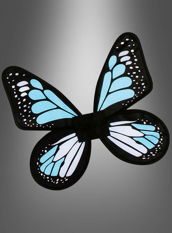 Satin Butterfly Wings