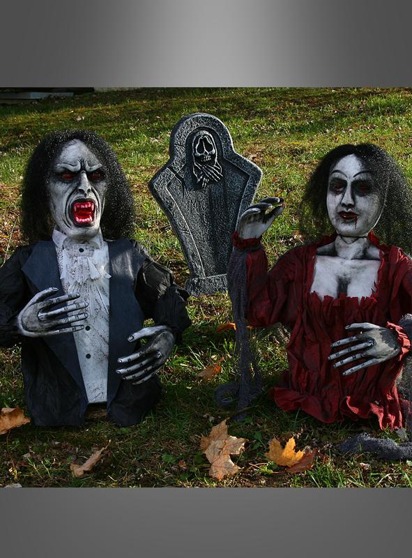 Vampire and Skeletons Groundbreakers