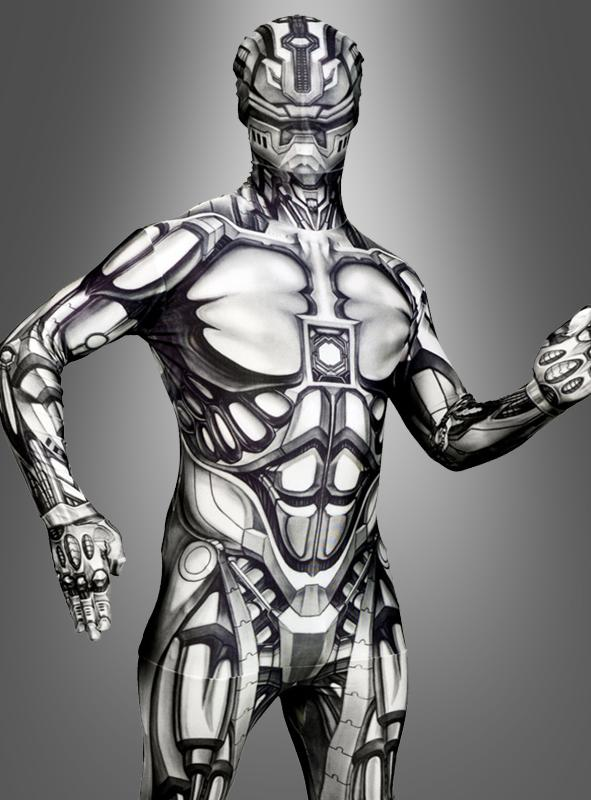 Android Space Morphsuit
