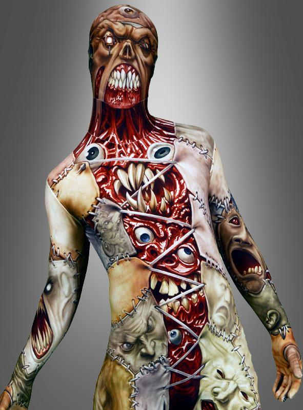 Morphsuit Horror Facelift