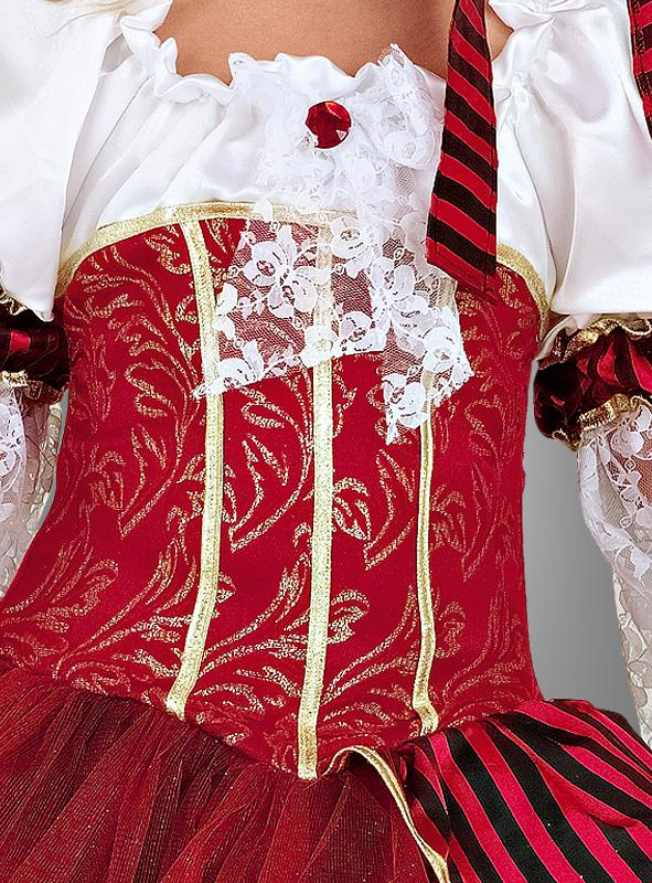 Pirate Princess Children Costume