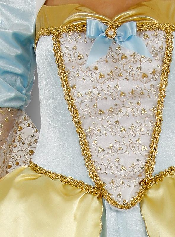 Baroque Ball Gown