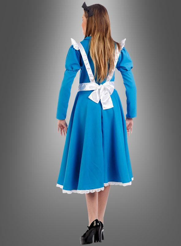 Blue Alice Dress for Woman