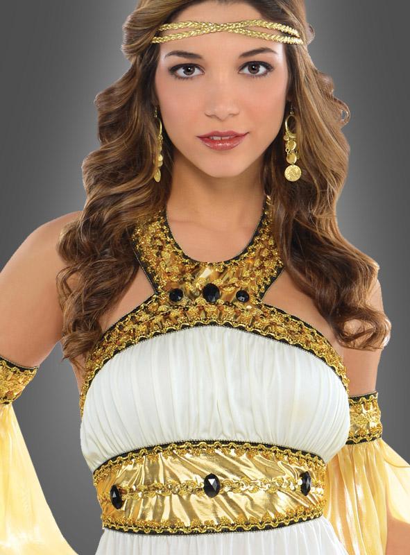 Goddess Selene Costume