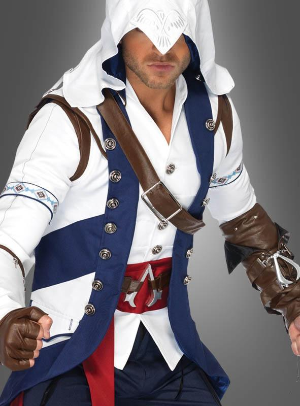 Assassins Creed Connor Kostüm