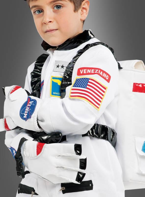 Deluxe Astronaut für Kinder mit Zubehör