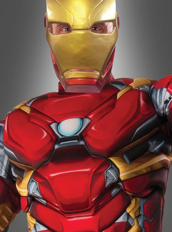 Iron Man Herrenkostüm Civil War