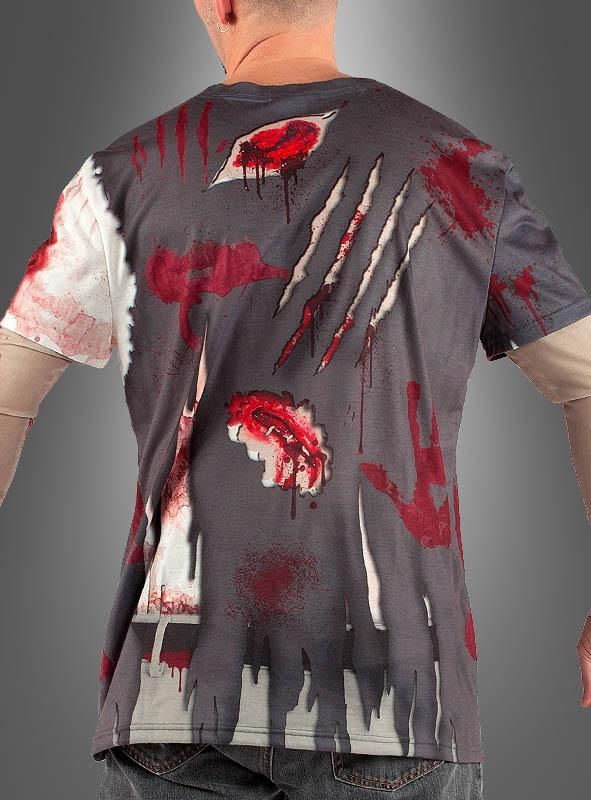 Photorealistic Zombie Shirt