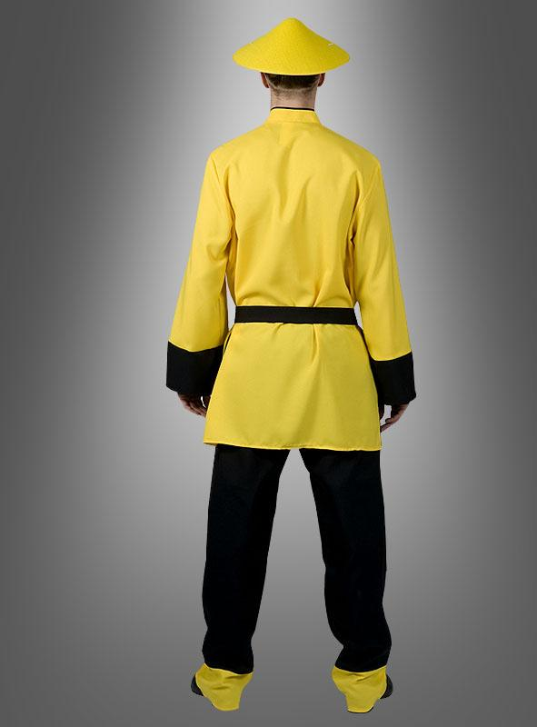 Classic Chinese Mr. Wong Costume