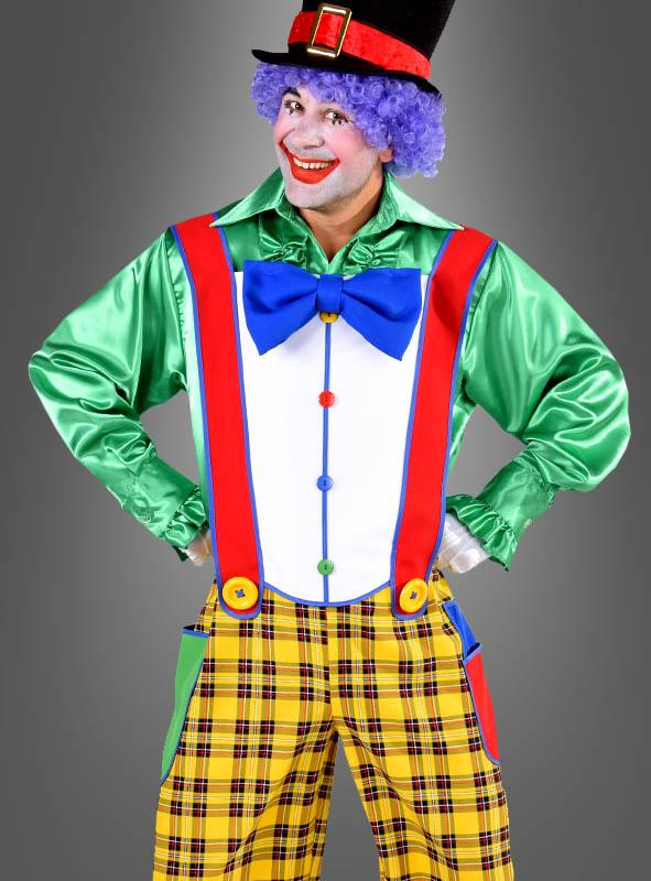 Lustiger Clown Latzhose