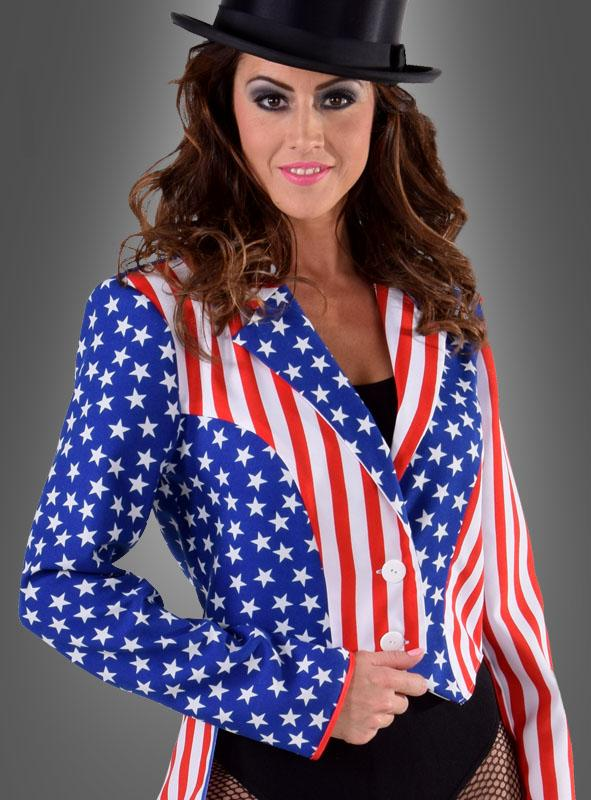 USA Tailcoat Women