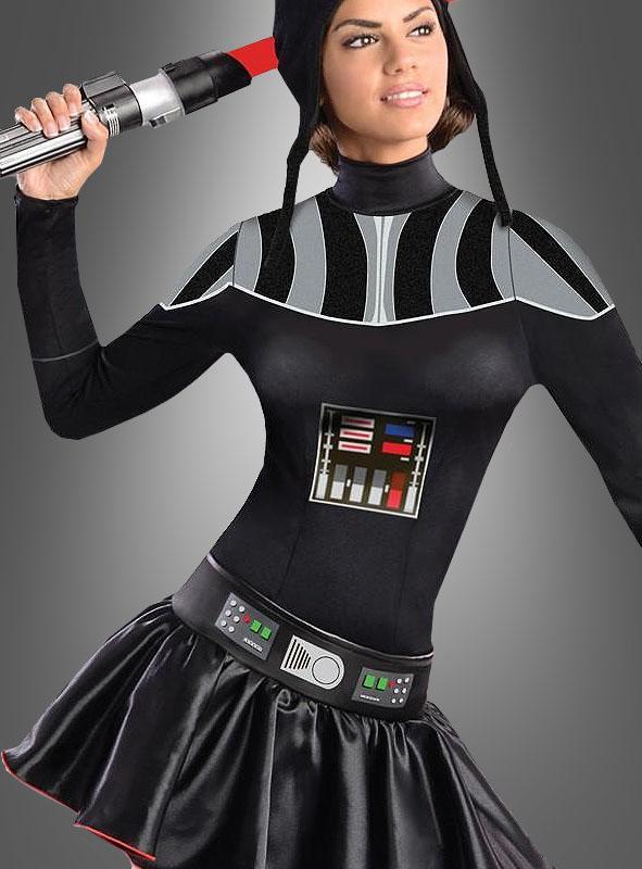 Darth Vader Dress Adult