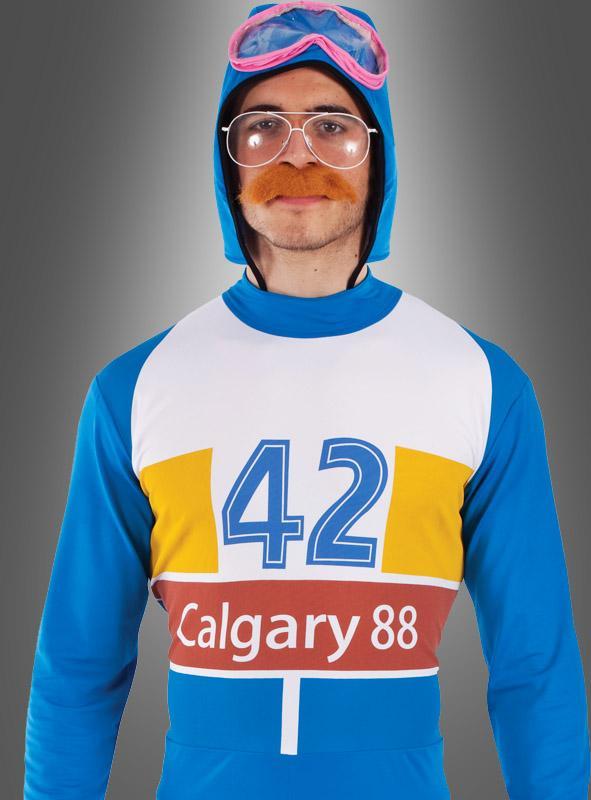 Ski Jumper Eddie Costume