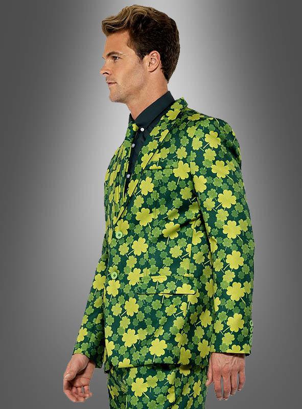 Glücksbringer Anzug
