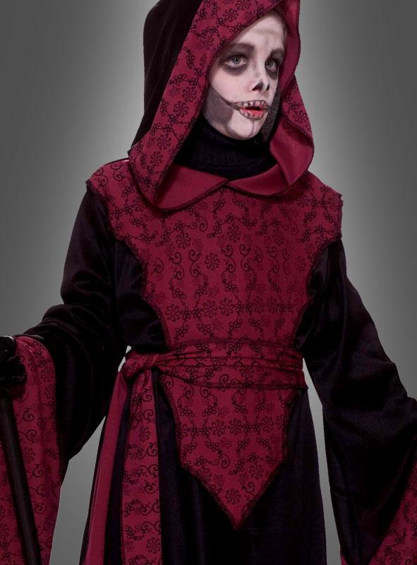 Hangman Robe red black for children