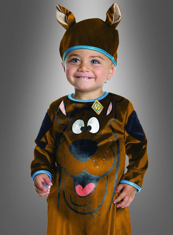 Scooby Doo Hund Kinderkostüm