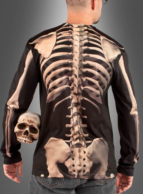 Skeleton Longsleeve Shirt
