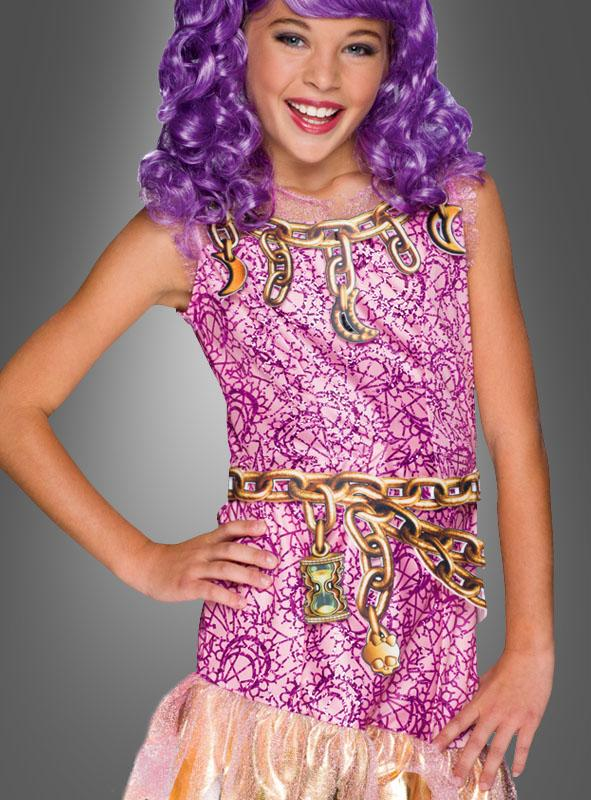 Clawdeen Wolf Costume Monster High