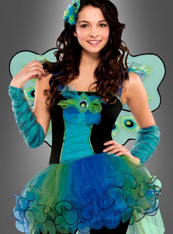 Peacock Diva Costume