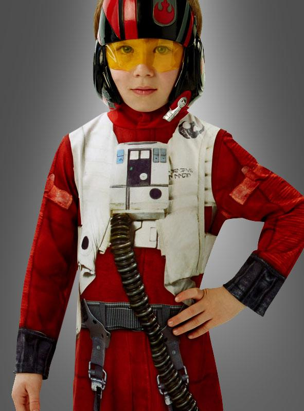 X-Wing Fighter Episode 7 Costume