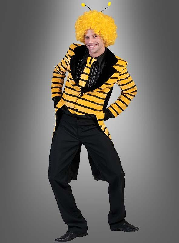 Bee Benny Velvet Tailcoat and tie