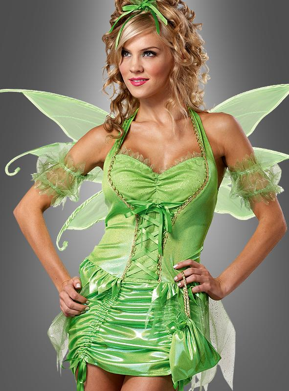 Adult Sexy Tinkerbell costume Fairy