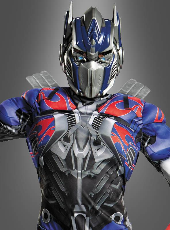 Optimus Prime Transformer Kinderkostüm