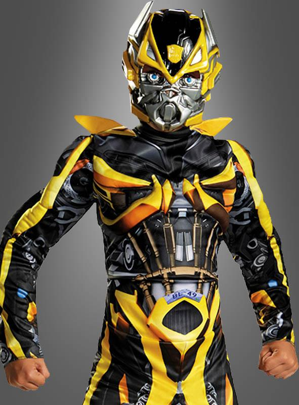 Bumble Bee Transformers child