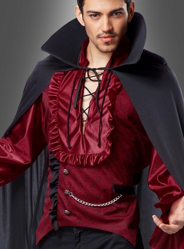 Vampir Kostüm Edward