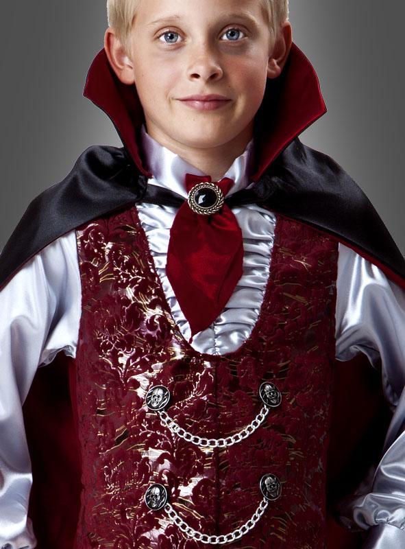 Noble Dracula Costume for Children