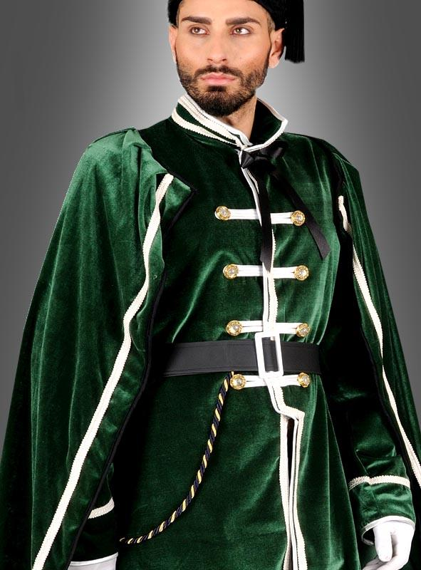 Russian Czar Nicholas deluxe Costume