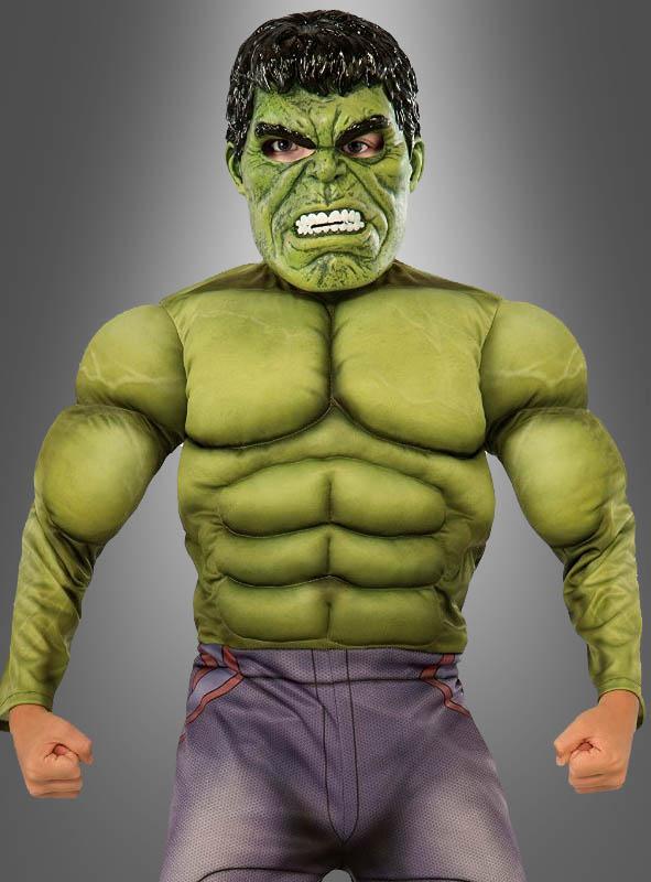 Hulk deluxe Kinderkostüm