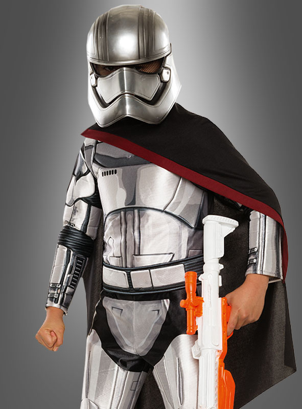 Deluxe Star Wars Phasma Child Costume
