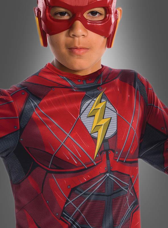 Flash Kinderkostüm Justice League
