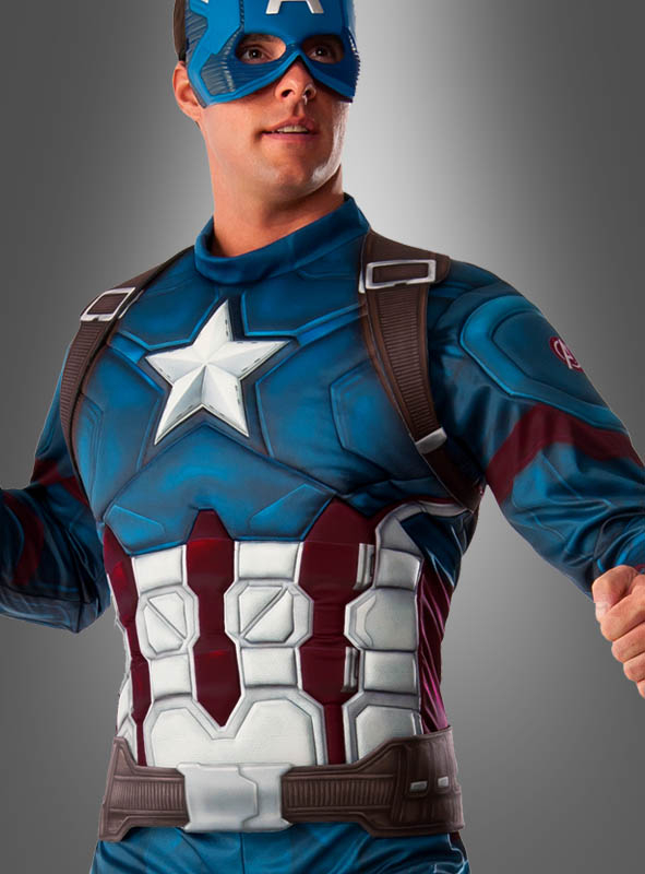 Captain America Kostüm aus Civil War