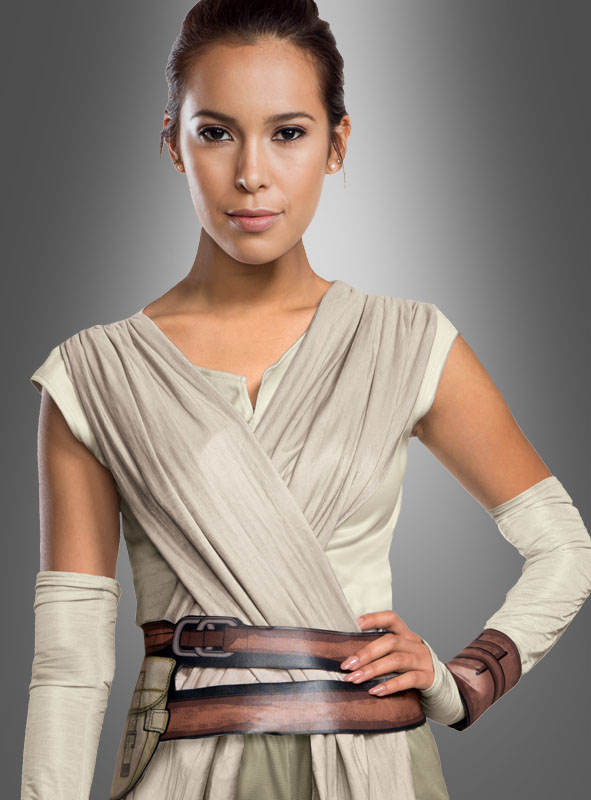 Star Wars Woman Rey Costume